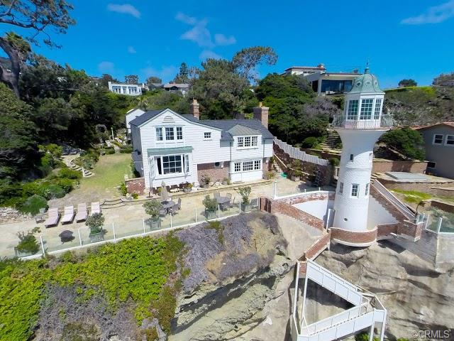 Three Arch Bay Estate – $24,950,000