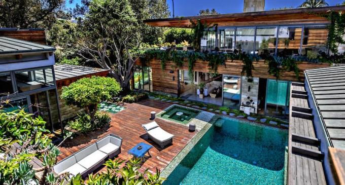 Santa Monica Eco-Mansion – $11,888,000