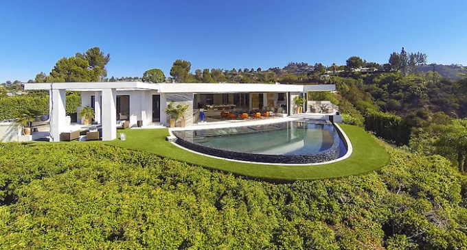 Trousdale estates los angeles