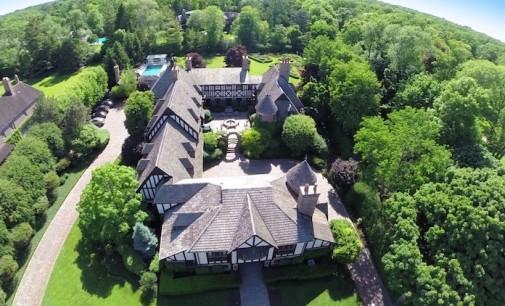 Spectacular Tudor – $6,775,000