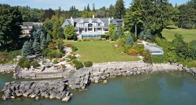 Oakville Estate Home – $15,998,000 CAD