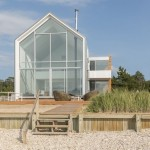 Super Cool Glass Beach House Can Be Yours For $4 Million (PHOTOS)