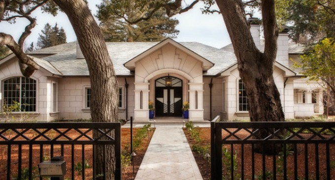 Exceptional Palladian-Style Villa – $12,300,000