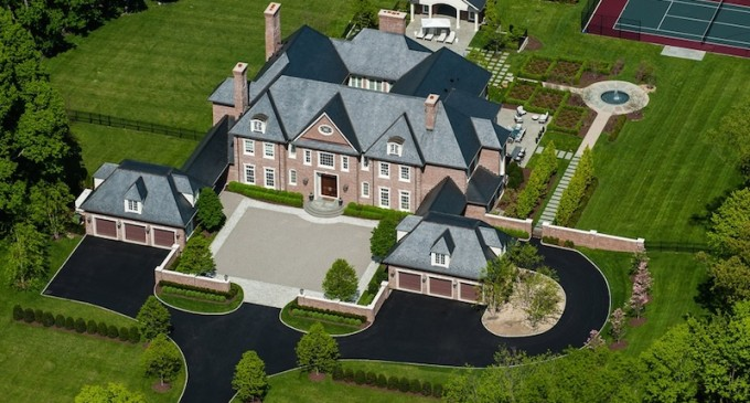Magnificent Georgian Estate – $17,250,000