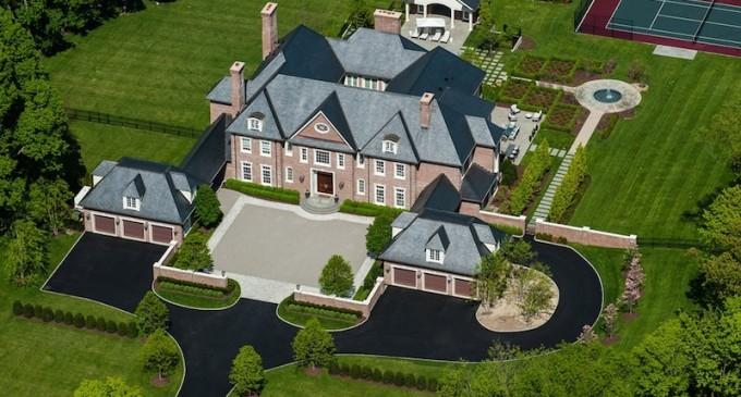 Magnificent Georgian Estate – $17,250,000