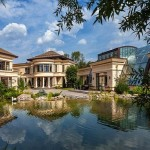 Sprawling 27,000 Sq. Ft. Russian Mansion Lists for $80-Million (PHOTOS)