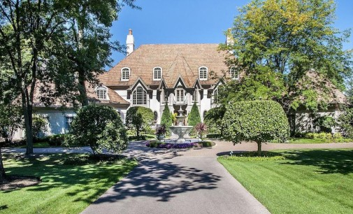 Geneva Lake Estate – $11,500,000