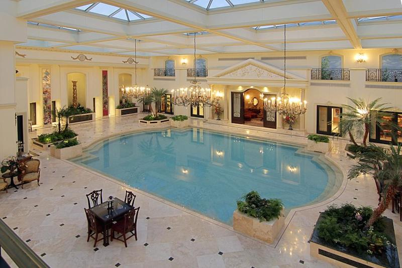 Neo Classical River Oaks Estate 17 900 000 Pricey Pads
