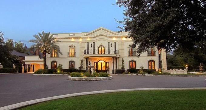 Neo-Classical River Oaks Estate – $17,900,000