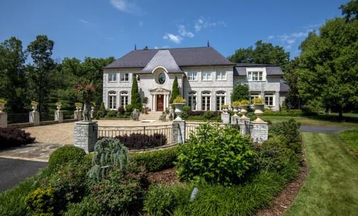 European-Style Villa – $5,995,000