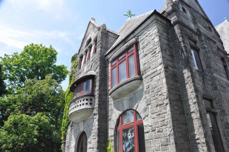 Own This Historic Albany Castle For 950k Pricey Pads