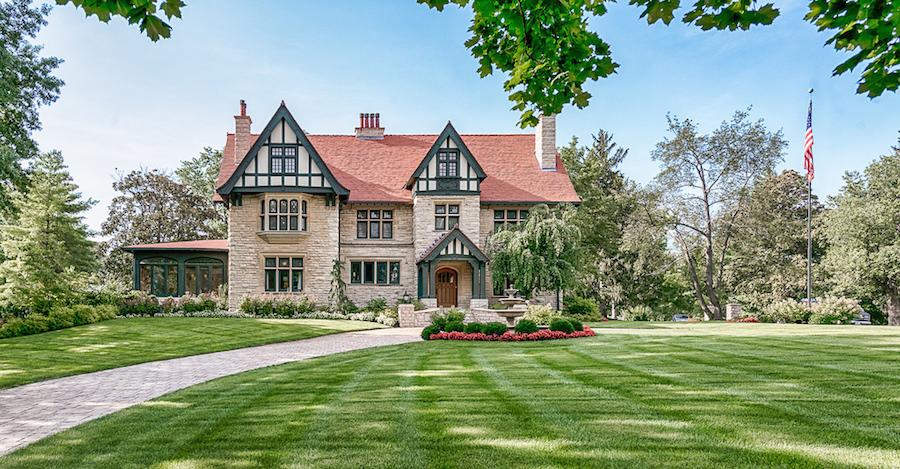 Webster Park Tudor Revival – $2,199,000