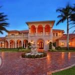 Opulent Mediterranean Home – $4,750,000