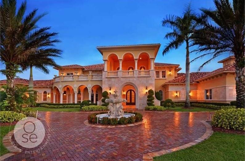 Opulent Mediterranean Home 4 750 000 Pricey Pads
