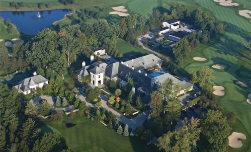 Magnificent Baronial Estate – $25,000,000