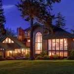 Iconic Northwest Waterfront Estate – $4,185,000