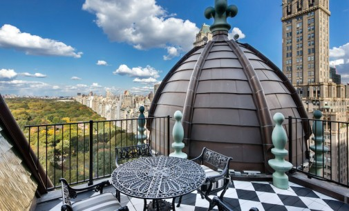 Iconic Dome Penthouse – $80,000,000