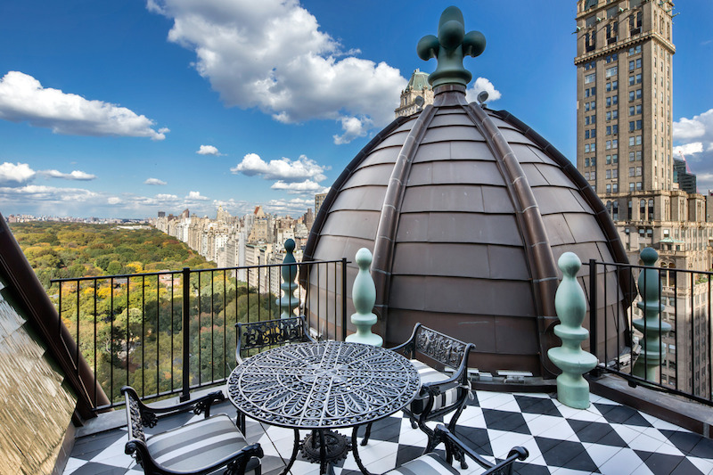 Iconic dome penthouse 80 000 000 pricey pads