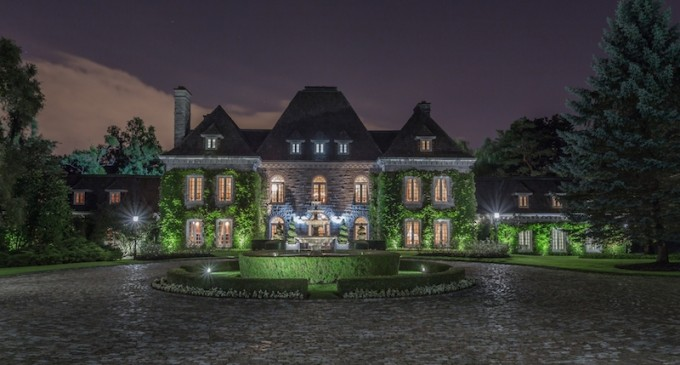 Landmark French Château – $25,000,000 CAD