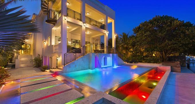 LeBron James Lists Florida Mansion for $17-Million