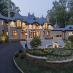 Custom French Château – $12,900,000