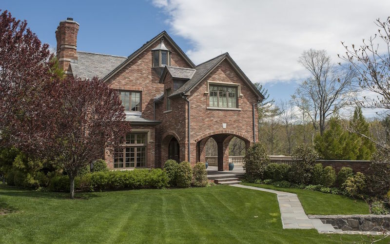 Fairfield County Brick Manor 11 250 000 Pricey Pads