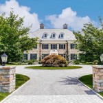Scarsdale Stone Mansion – $8,200,000