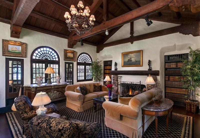 Spanish Revival 1920's spanish revival – $25,000,000   pricey pads