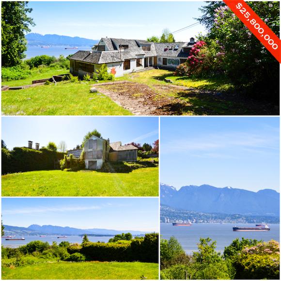 4749 Belmont Avenue, Vancouver, British Columbia, Canada / $25,800,000 CAD