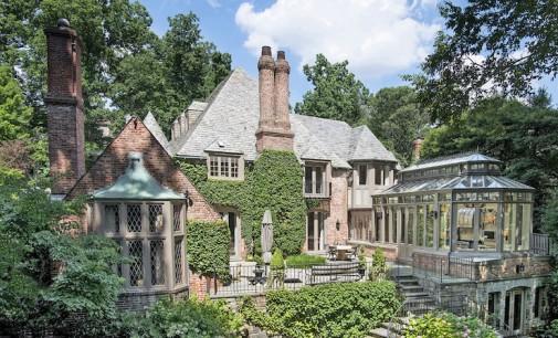 Exceptional Prewar Manor – $7,300,000