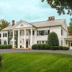 Modernized Georgian Colonial – $10,950,000