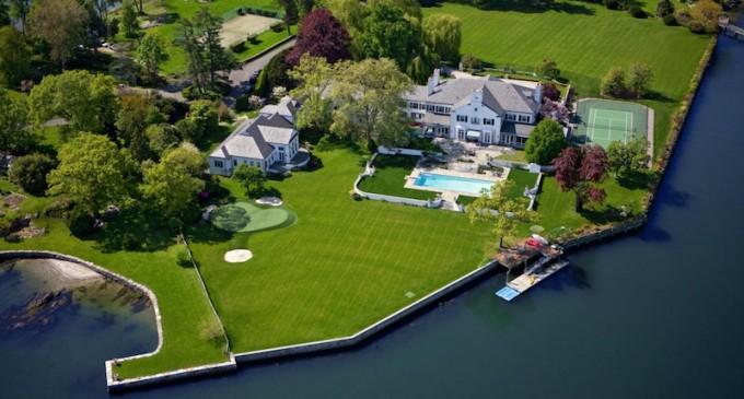 Indian Harbor Estate – $54,000,000