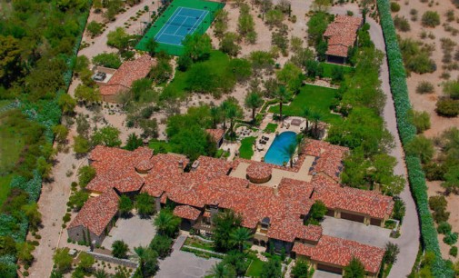 Incomparable Desert Living – $25,000,000