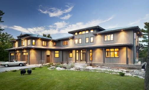 Elegant Jack Lake Home – $4,900,000 CAD