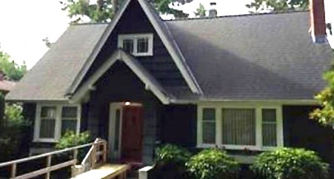Vancouver House Lists for $1.00 CAD