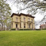 Elegant Limestone Manor – $695,000