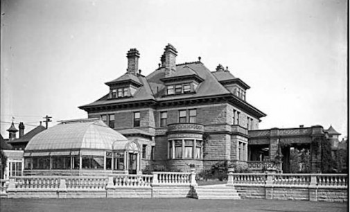 Vancouver's Historic Gabriola Mansion lists for $10-Million