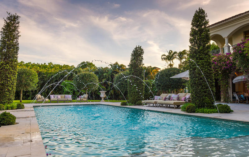 Sophisticated Boca Raton Estate 5 900 000 Pricey Pads