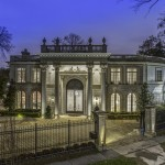 Beaux Arts-Style mansion – $16,500,000