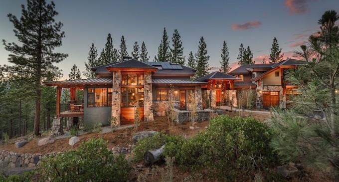 Custom Mountain Home – $5,995,000
