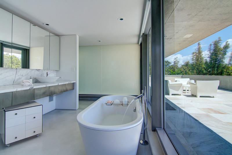 West Wind Silverstein Residence Casey Key FL. Toshiko Mori Design