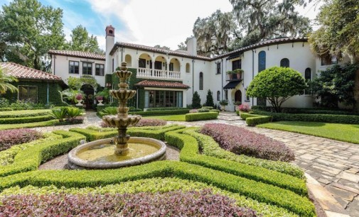 Palatial Mediterranean Revival – $4,900,000