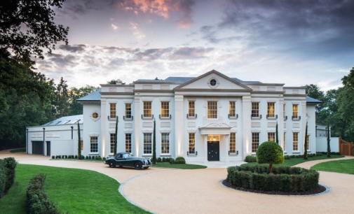 Neo-Palladian Mansion – £16,750,000