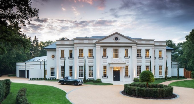 Neo-Palladian Mansion – £16,750,000