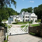 Spectacular White Washed Brick Georgian – $9,500,000