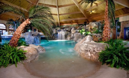 25 Incredible Private Indoor Pools You Won't Believe Exist (PHOTOS)