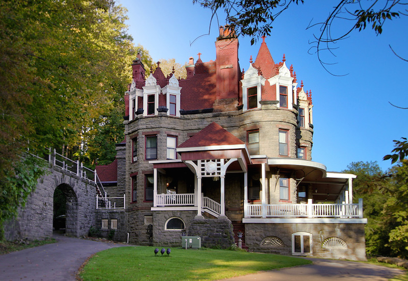 Historic burrell overlook mansion 725 000 pricey pads for Mansions in new york for sale