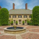 Magnificent Stone French Manor – $8,750,000