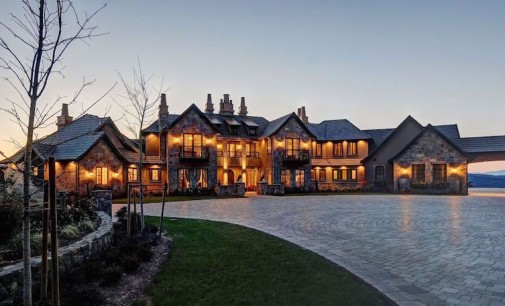 Posh Victoria, B.C. Estate Home Reduced to $9.750-Million (PHOTOS)