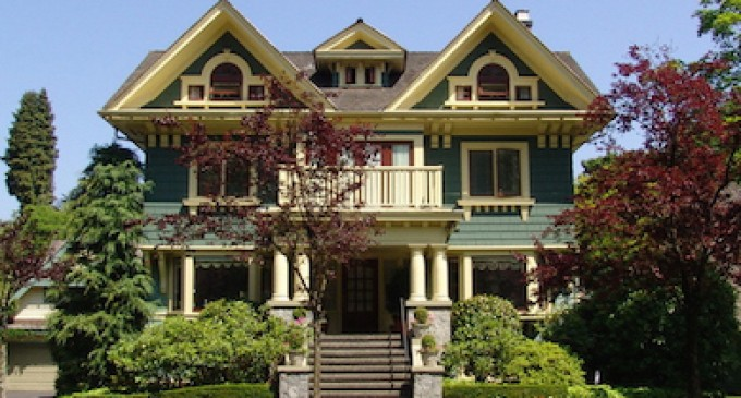 Vancouver's Top 9 Charming Heritage Homes (PHOTOS)